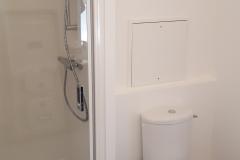 Salle de bain du 4ème étage